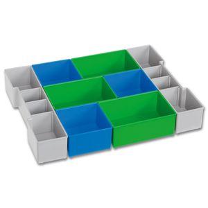 L-BOXX® 2 Stück Boxeneinsatz CD3 Bosch Sortimo passend zu L-Boxx 102 Transportbox – Bild 2