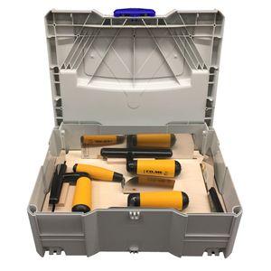 Co.Me Set VERONA - TANOS systainer® T-Loc II mit 5 Co.Me - Kellen/Teilen und Holzeinsatz – Bild 5