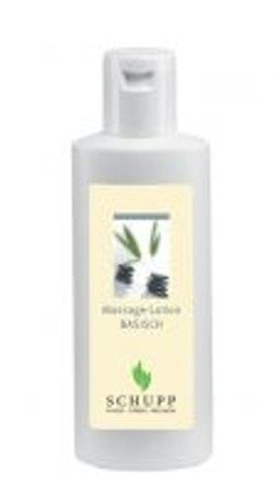 SCHUPP Massage-Lotion Basisch 200 ml - 1000 ml