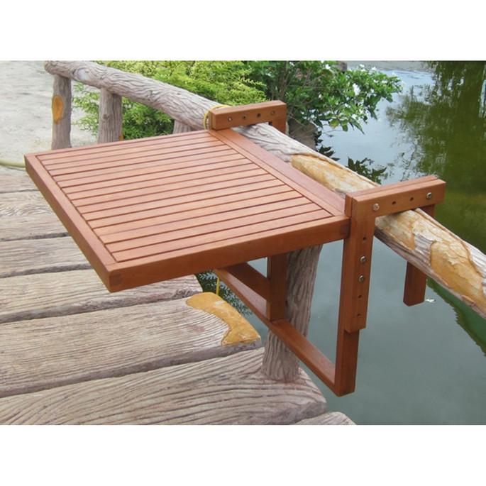 Balkon-Hängetisch BERKELEY Eukalyptus Grandis FSC 100%