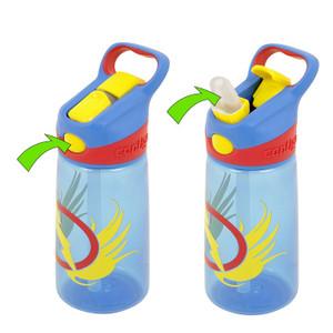 Autoseal Kindertrinkflasche Kids Striker blau - Contigo 420ml