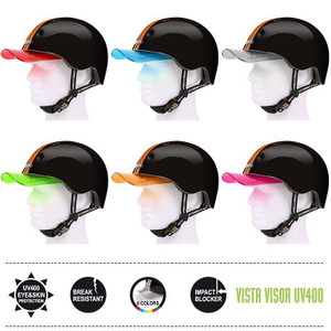 Melon Helm straight orange black - Fahrradhelm, Skaterhelm, BMX Helm