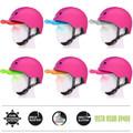 Melon Helm decent double purple - Fahrradhelm, Skaterhelm, BMX Helm
