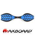 Maxboard blau - Waveboard mit rutschsicherer Grip-Oberfläche