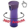 Autoseal Trinkflasche Bella purple - Contigo 400ml 02