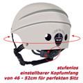 Nutcase Kinderhelm Glo Brain (magnet) - Street Little Nutty Kinder Helm 03
