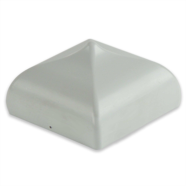 var versch pfosten kappen modell pyramide kunststoff. Black Bedroom Furniture Sets. Home Design Ideas