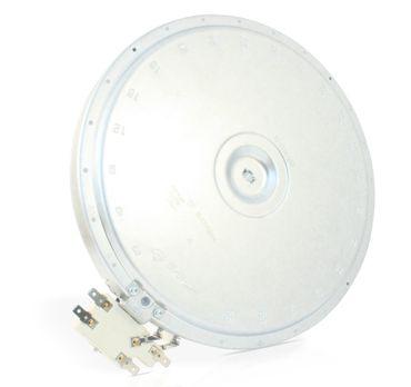 HiLight Strahlungsheizkörper mit Ø230 mm und 2500 Watt – Bild 2