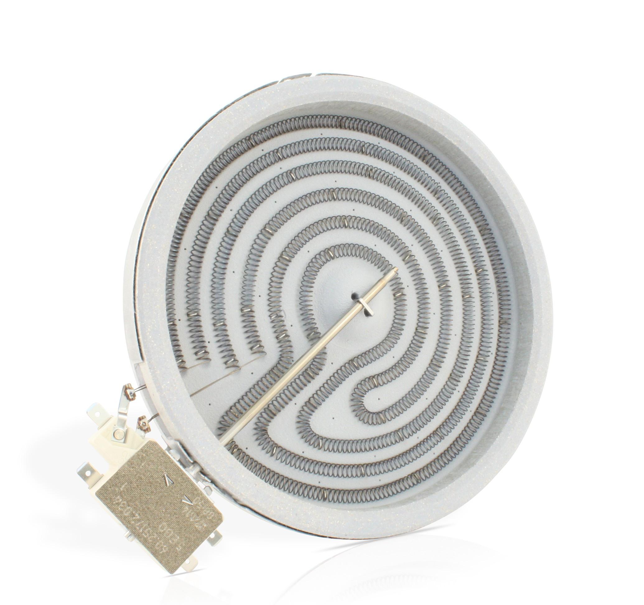 Egonomic Strahlungsheizkorper Mit O180 Mm Und 1700 Watt