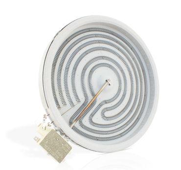 EGOnomic Strahlungsheizkörper mit Ø210 mm und 2100 Watt – Bild 1
