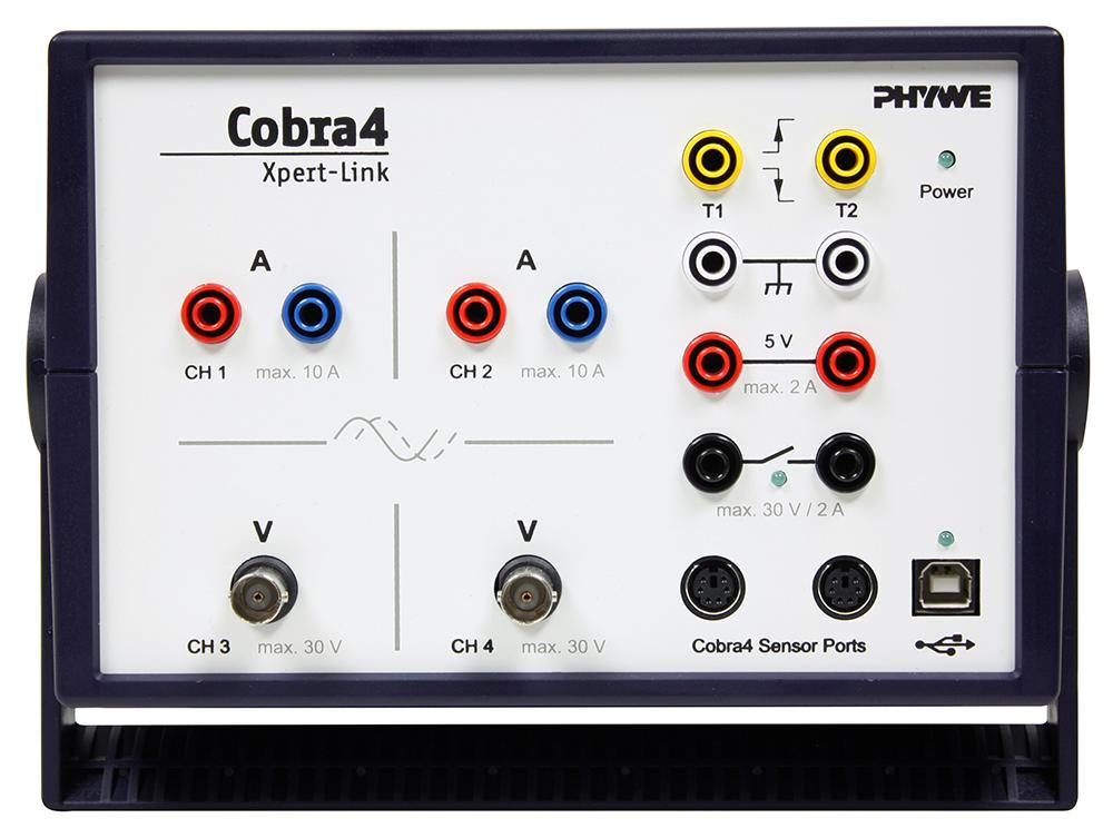 Цифровая лаборатория Cobra4 Xpert-Link