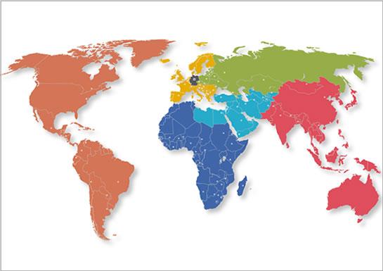 PHYWE worldwide