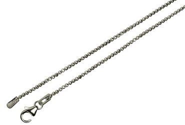 Diamantierte Kugelkette - 8-fach angeschliffen – Bild 1