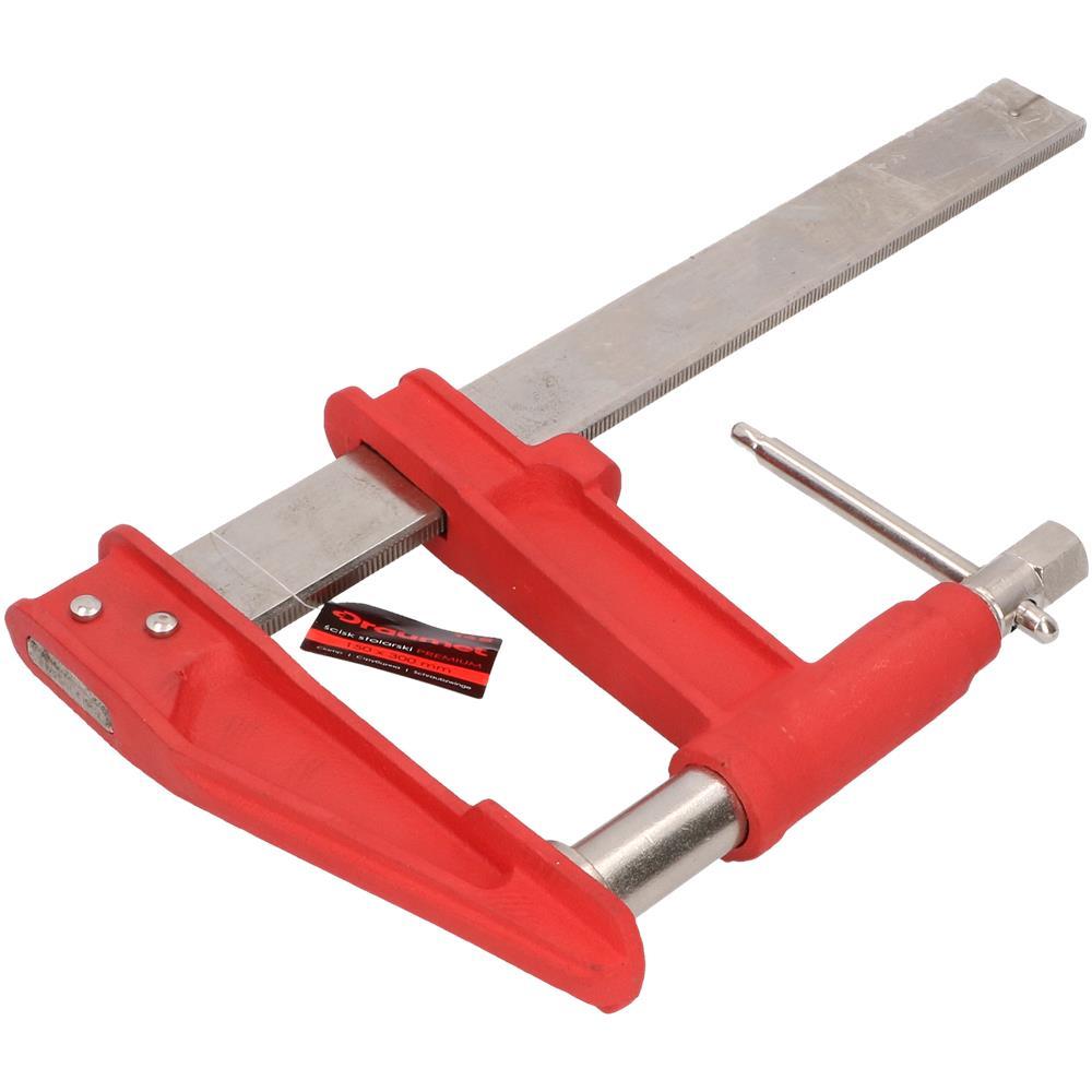 10x Schraubzwingen Klemmzwingen Schnellspannzwingen Für Holzbearbeitung 50X150Mm