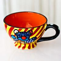 Jameson & Tailor Jumbo-Tasse  Teddy  Keramik