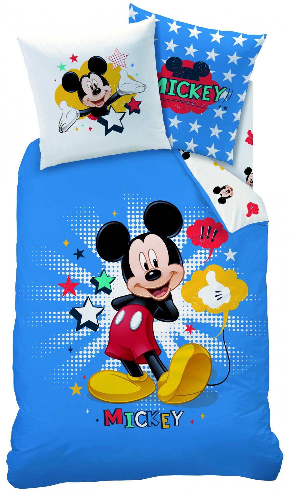 Disney Lenzuola Dumbo 80 x 80 cm//135 x 200 cm 100/% Cotone
