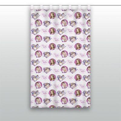 Disney Violetta Gardine Vorhang Fertiggardine 140 x 160 cm