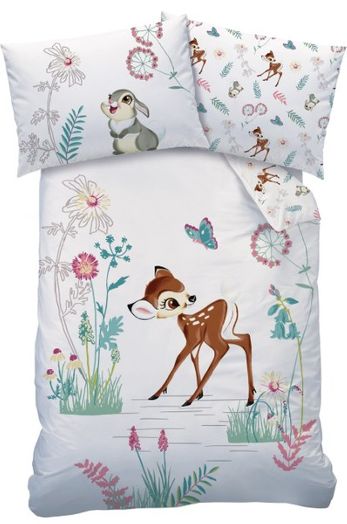 Healthy Baby Crib Bed Duvet Cover Set