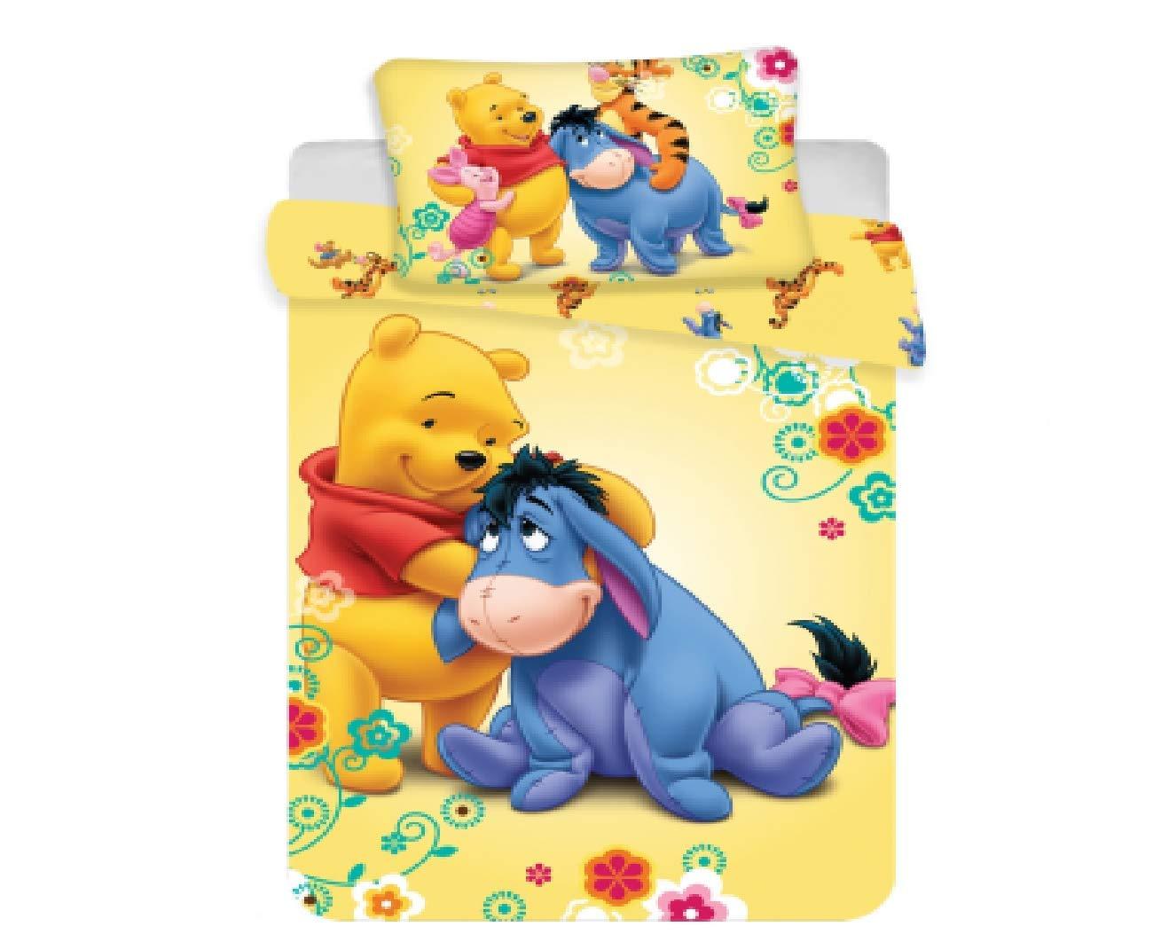 Disney Bettwäsche Winnie Pooh Babybettwäsche 100 x 135 cm | eBay