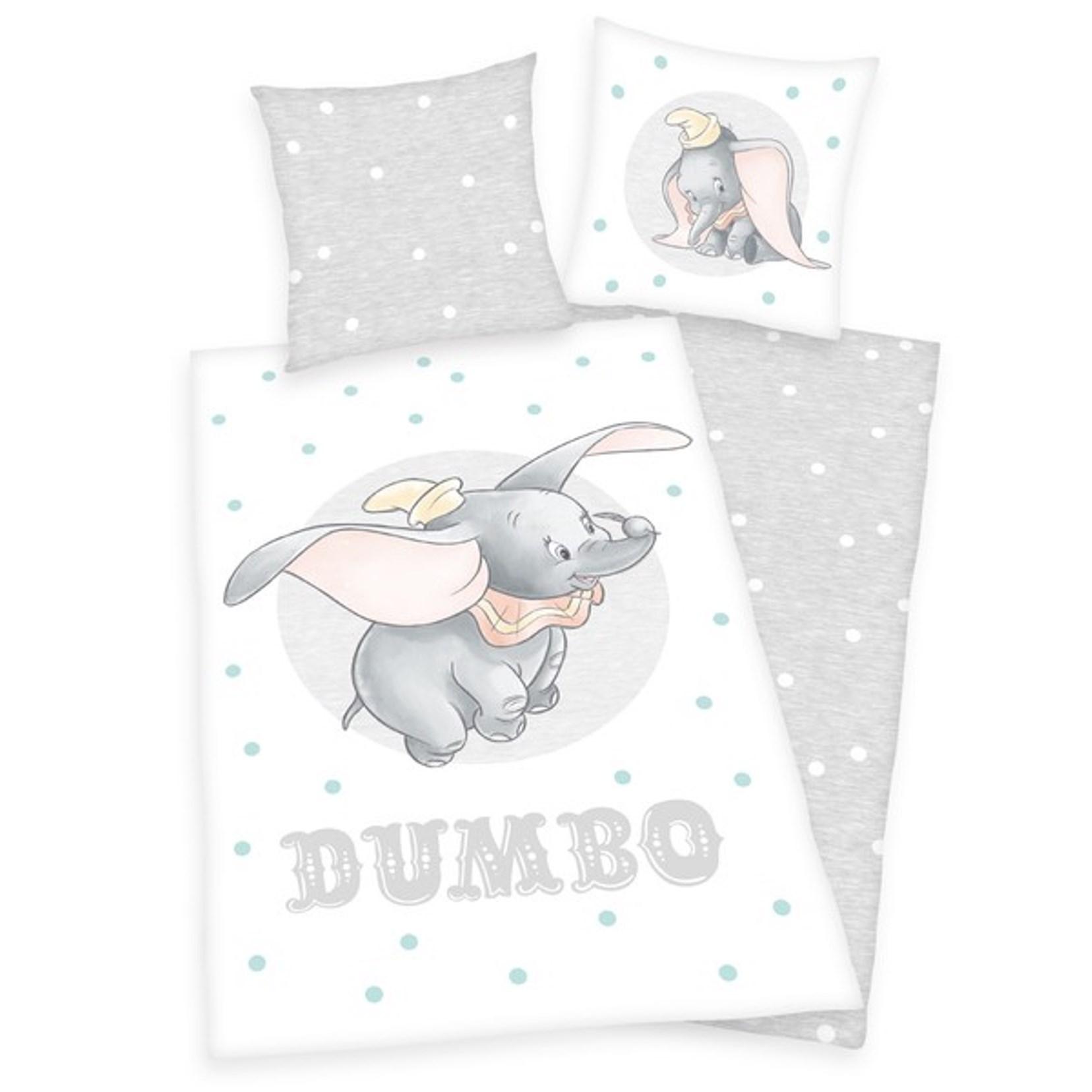 Herding Bettwäsche Disney Dumbo 80 X 80 Cm 135 X 200 Cm 100