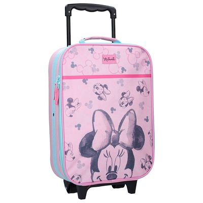 Disney Minnie Mouse Rucksack Trolley Kinderkoffer 40 cm