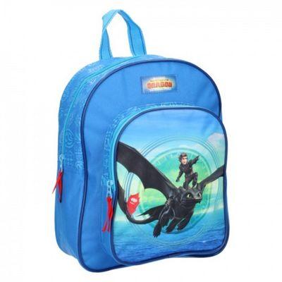 Dragons Rucksack mit Vorderfach Kinderrucksack  31 cm