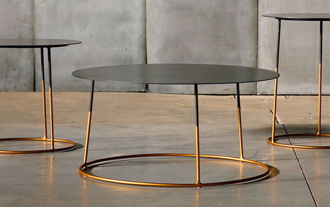 MESA | Nimbus Metal Coffeetable