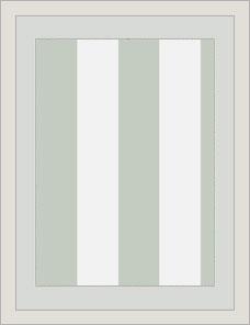 MARQUEE STRIPES | Glastonbury Stripe Tapete, light green