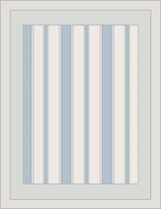 MARQUEE STRIPES | Cambridge Stripe Tapete, light blue