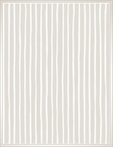 MARQUEE STRIPES | Croquet Stripe, taupe