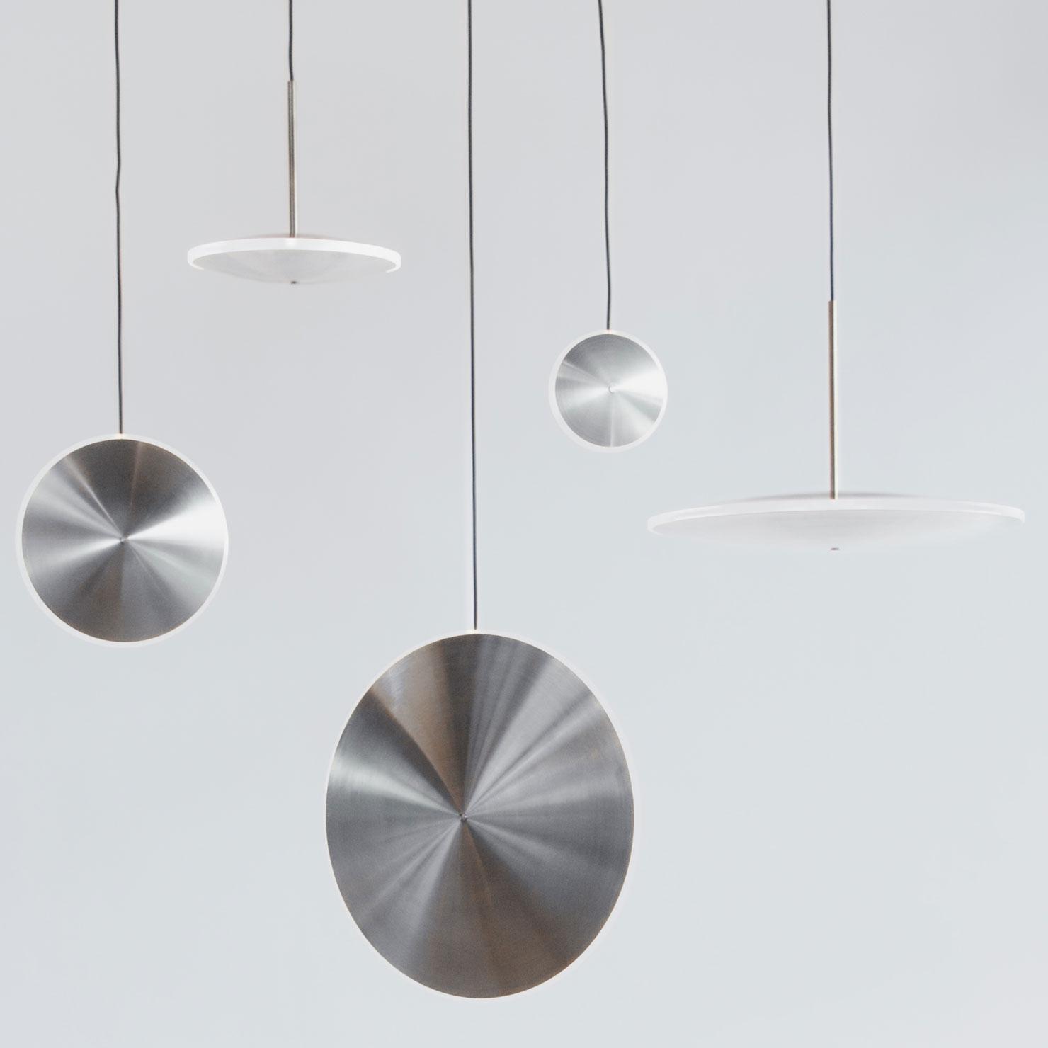 CHRONA | Dish vertical Pendant