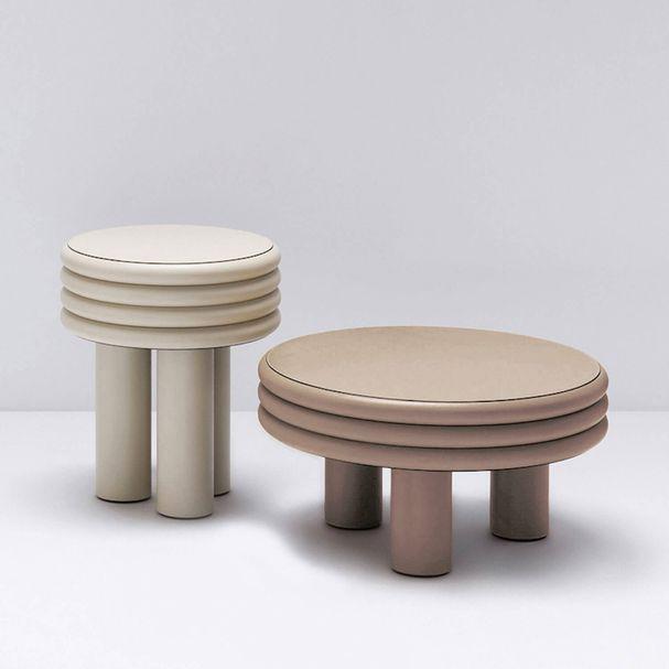 SCALA   Coffee Table small, high - off white – Bild $_i