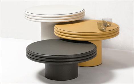 SCALA   Coffee Table - one leg