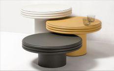 SCALA   Coffee Table - one leg 001