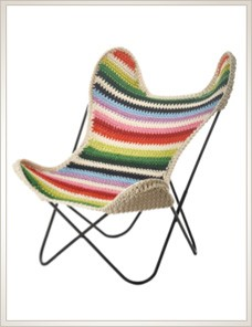 BB AIRBORNE | Kids Chair Stripe