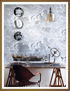 FORNASETTI | Nuvolette Wallpaper Set