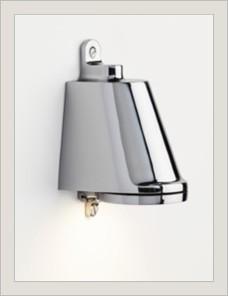 SPREADERLIGHT 230V LED | Chrom poliert 001