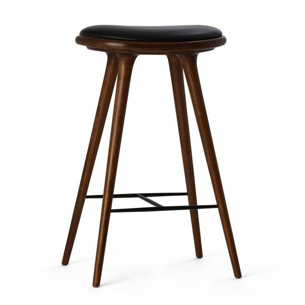 STOOL HIGH | Wood 74 cm – Bild $_i