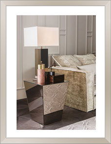 BOLLYWOOD | Side Table Bronze
