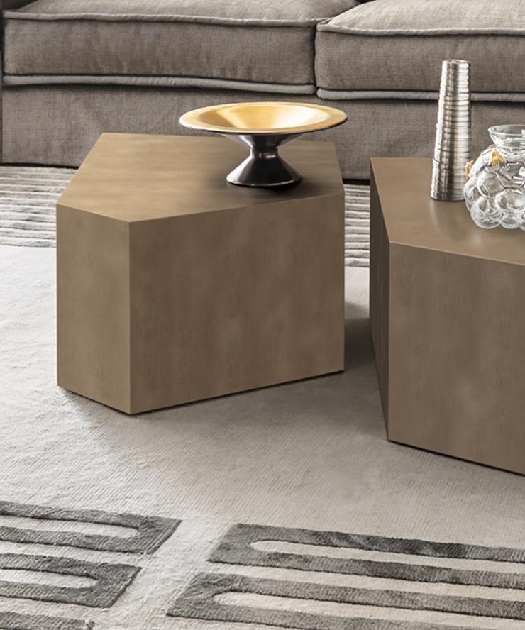 ALDO | Bronze lackiert, medium