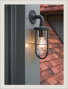 DOCKLIGHT | Wall Bronze