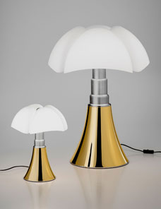 PIPISTRELLO | Mini Table Light, Martinelli Luce