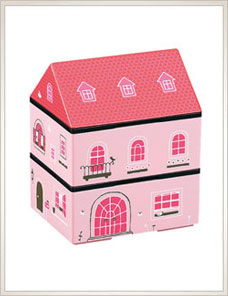 LUNCH BOX | Bento House, pink