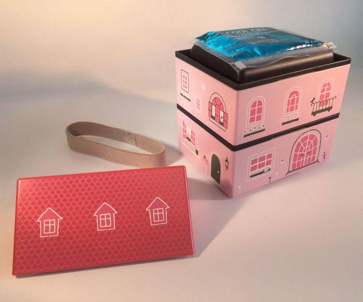 LUNCH BOX | Bento House, pink – Bild $_i