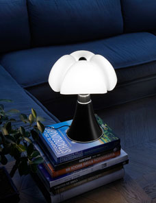 PIPISTRELLO | Medium Table Light, Martinelli Luce 001
