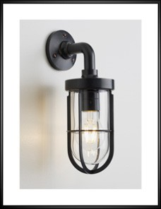 DOCKLIGHT | Wall Bronze – TEKNA NAUTIC