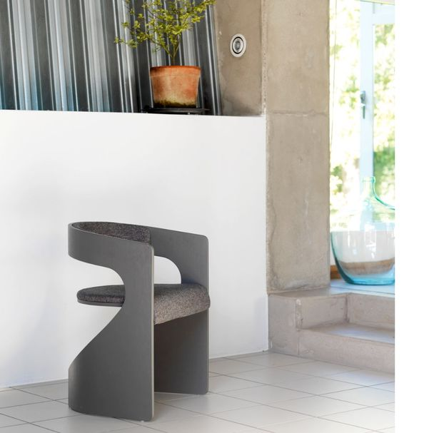 BLA STATION | Lucky Chair - grey – Bild $_i
