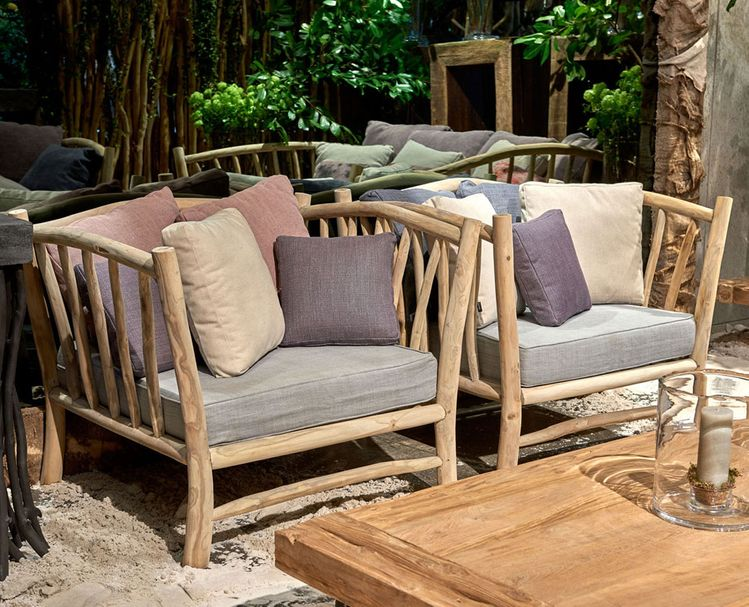 RUSTIC | Single Bench – Bild $_i