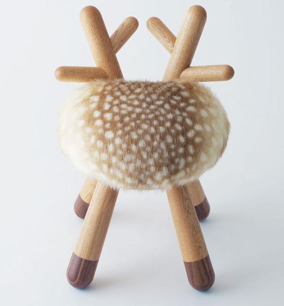 BAMBI | Kids Chair – Bild $_i