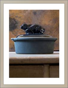 TERRINE | ovale lièvre